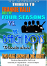 Frankie Valli and the Four Seasons Vs the Beach Boys