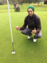 Hole in One for Ky Timmins