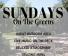 Sundays on the Greens