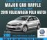 Major Car Raffle
