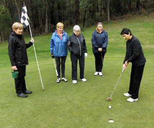 Women's Social Golf Clinics