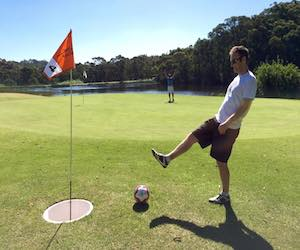 FootGolf FAQ