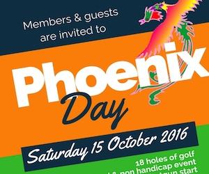 Phoenix Day - 15 October 2016