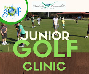 MyGolf Junior Clinic