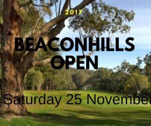 2017 Beaconhills Open