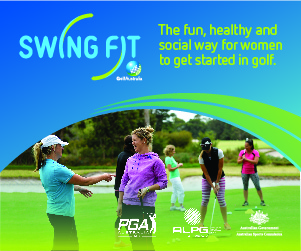 Women's Golf - Swing Fit