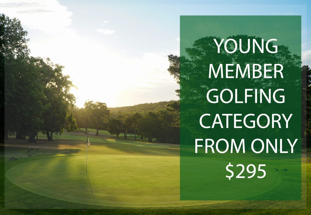 Young Golfer Membership